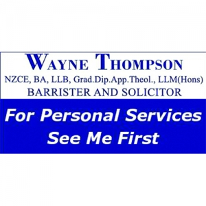 Wayne Thompson Lawyer