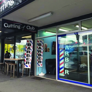 Cutting Club Barber